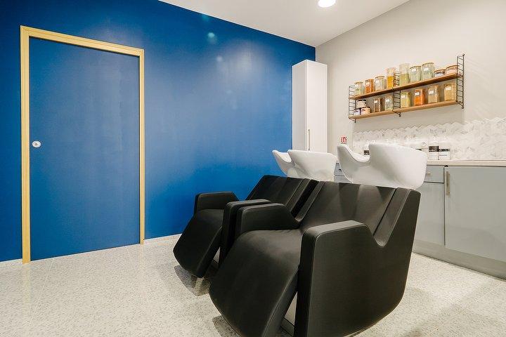 Norme electrique creation salon de coiffure
