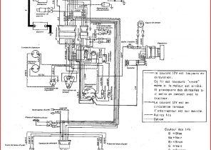schema electrique alimentation moteur