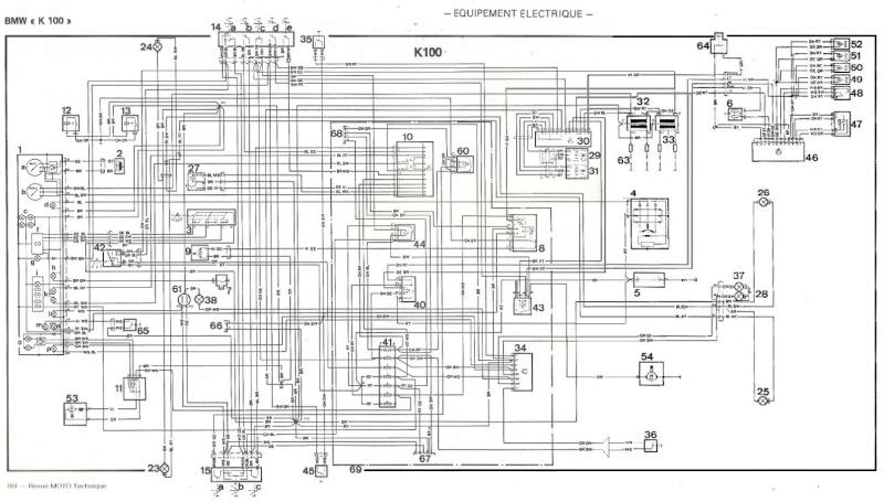Schema electrique bmw f 650 gs