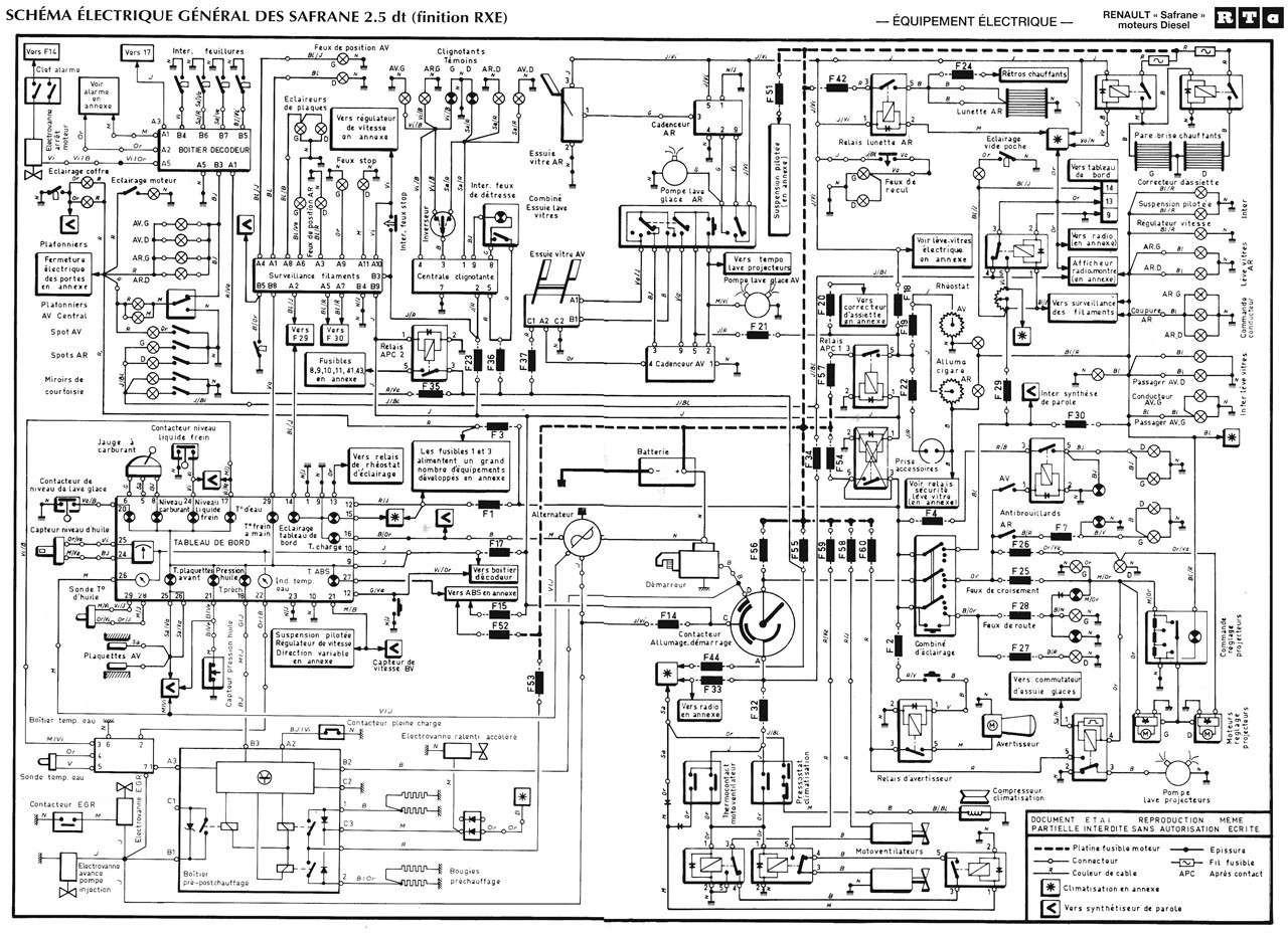 Schema électrique detecteur de presence