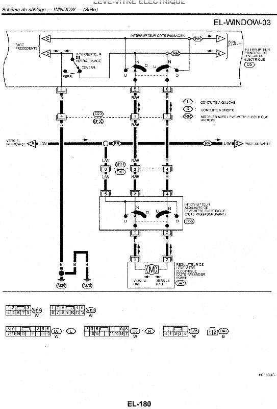 Nissan micra schema electrique