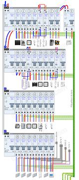 Schema de cablage d'un tableau electrique