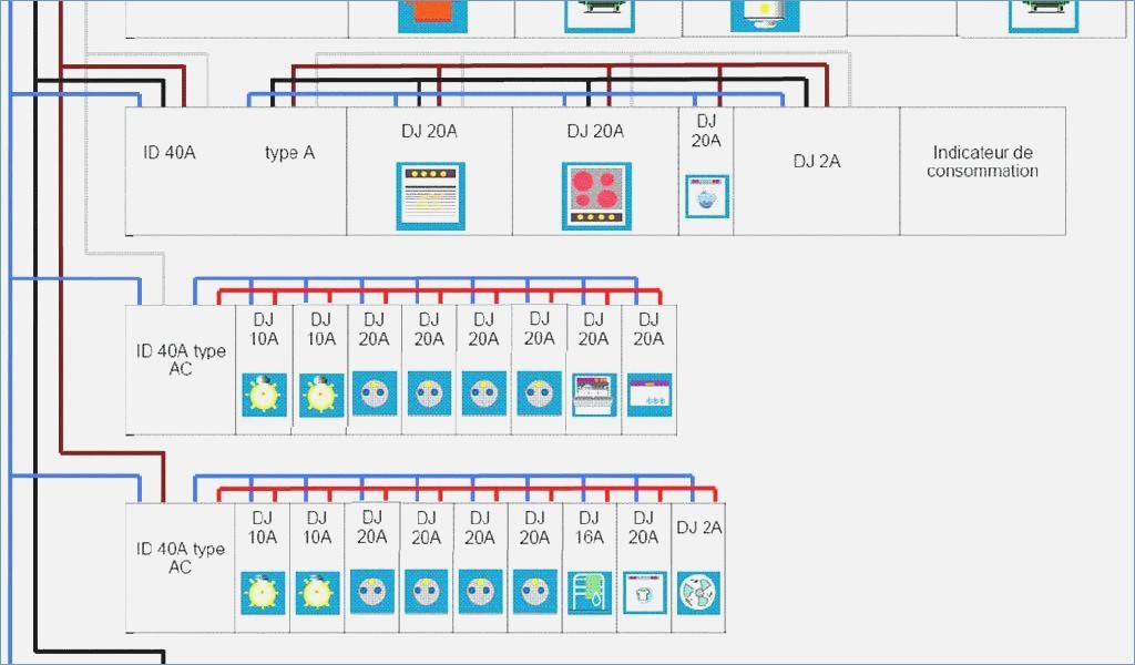 Schema tableau electrique maison individuelle pdf