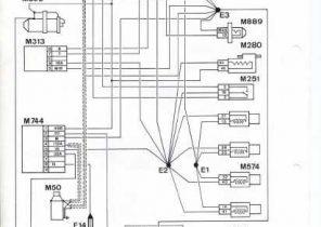 schema electrique punto 1