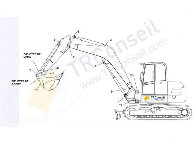 schema electrique amenagement camping car
