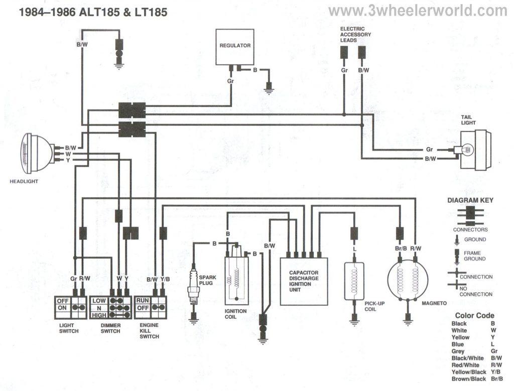 schema electrique suzuki 800 dr