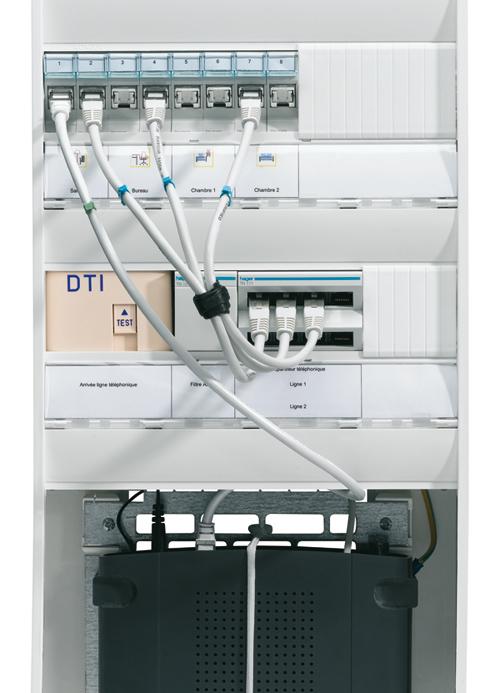 Norme tableau electrique dans un placard