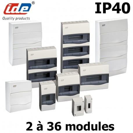 Ip40 norme electrique