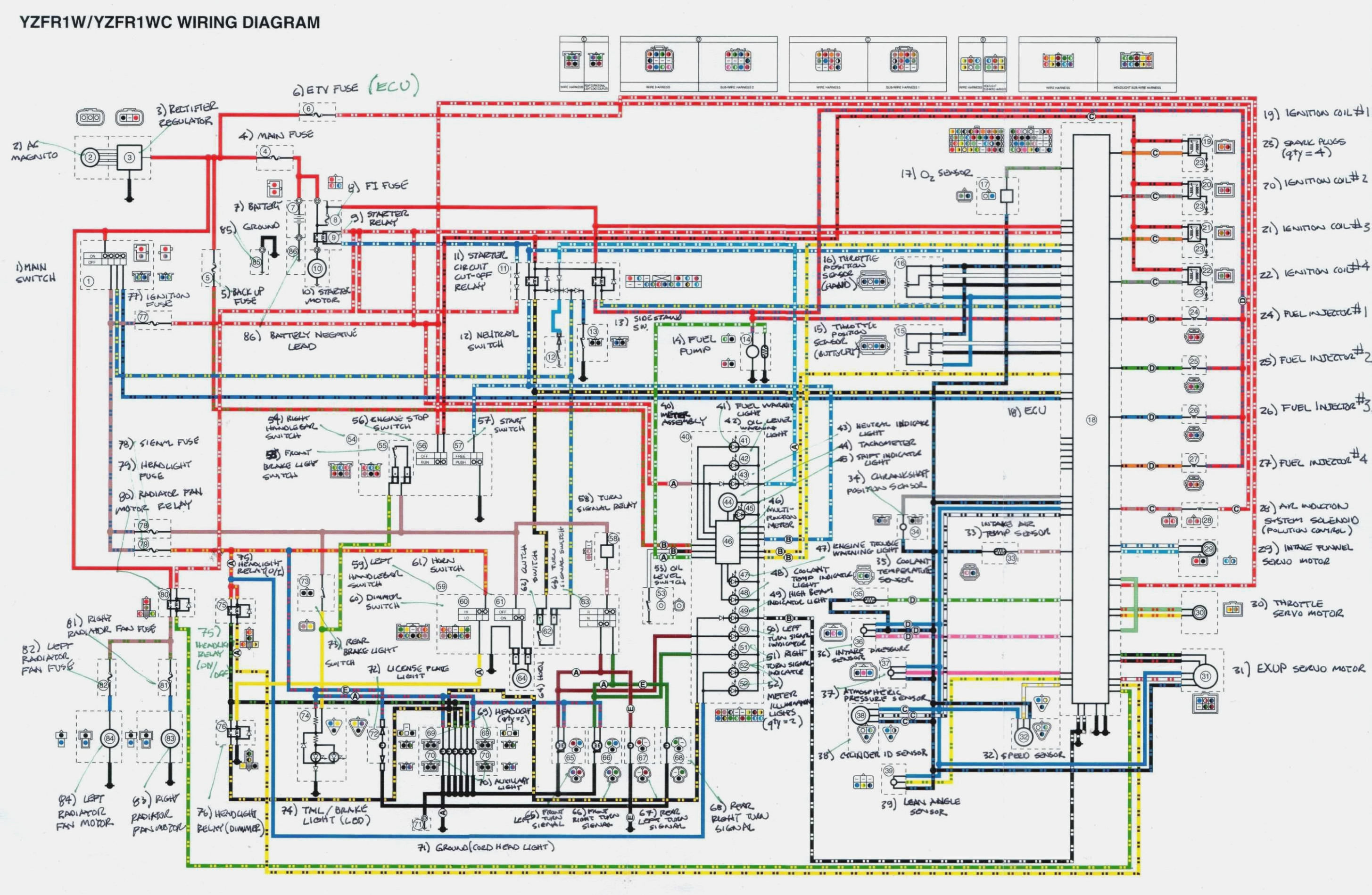Wiring Diagram For 2009 Yamaha Grizzly - Wiring Diagram Recent bored-room -  bored-room.cosavedereanapoli.it | 2007 Yamaha 125 Grizzly Wiring Diagram |  | bored-room.cosavedereanapoli.it