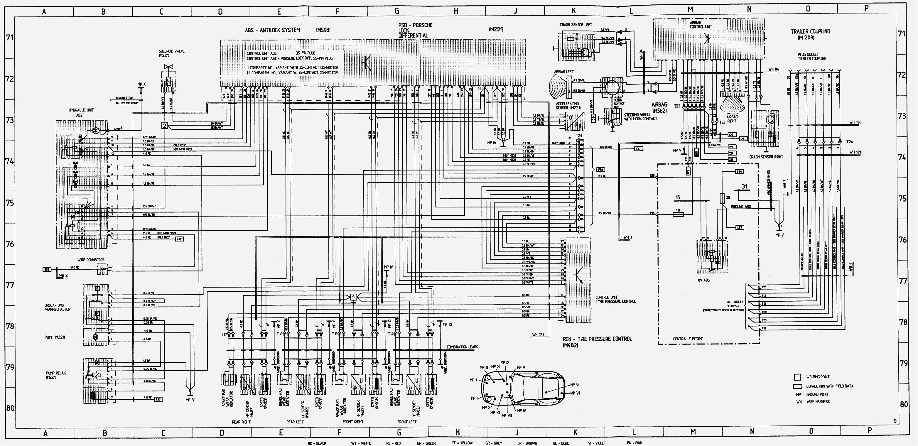 1998 Bmw 328i Ecu Wiring Diagram
